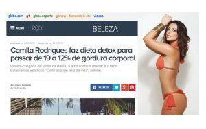 Camila Rodrigues Dieta Detox