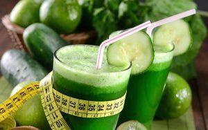 Benefícios do suco de couve