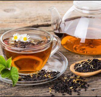 Os benefícios do chá preto para sua saúde - Confira!
