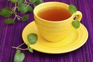Os benefícios do chá de cidreira para sua saúde