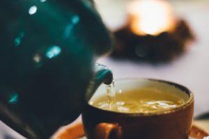 chá contra a diabetes